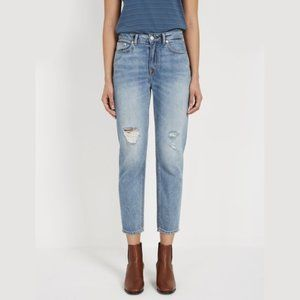 Frank & Oak | The Billie Relaxed Fit Jean Denim